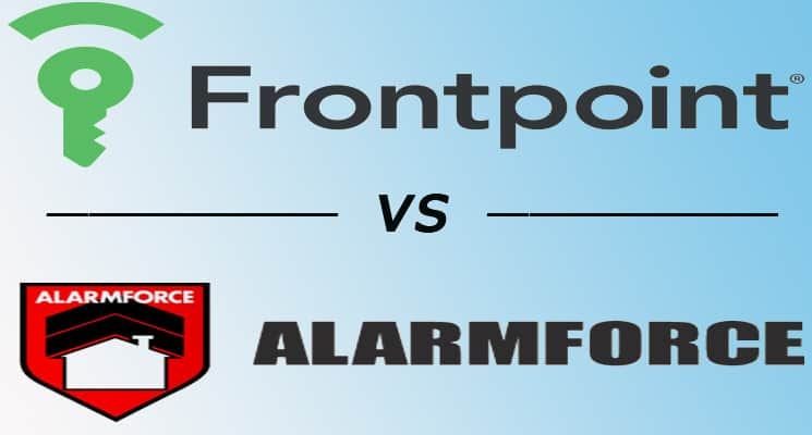 when it comes to comparing the merits of home security and protection services frontpoint and alarmforce each have a lot to offer the buyer