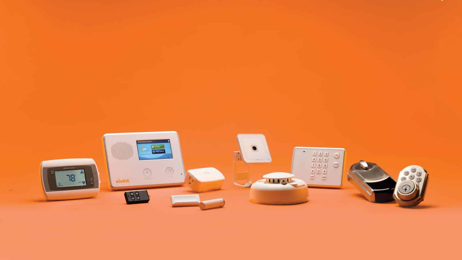 Adt Home Security Systems >> Vivint Equipment Guide - Home Security List