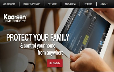 Koorsen Security Review Home Home Security List