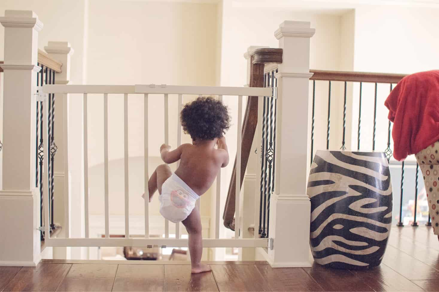 10 Tips To Baby-Proof Your Home - Don't Skip #1