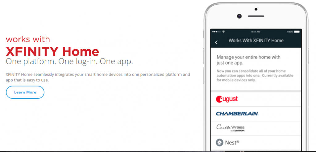 Comcast Xfinity Home Security Review Consumer Advice