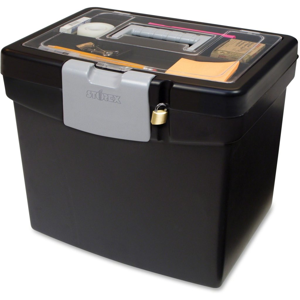 lockable-plastic-storage-box