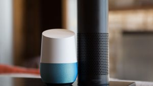 Google Home/Amazon Alexa