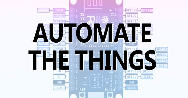 How to make your own home automation system for under 40 for Building your own home checklist
