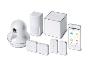 If you are looking for a cost effective self-monitored home security system  that is both smart and easy to install, iSmart is a good option.