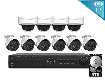 best multi camera home monitoring systems for 2018. Black Bedroom Furniture Sets. Home Design Ideas