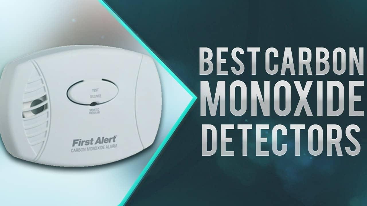 Best Carbon Monoxide Detectors Of 2017 Home Security List