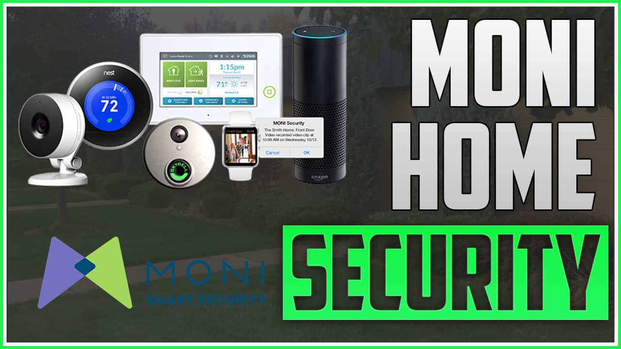 Five Reasons You Might Consider Moni Home Security