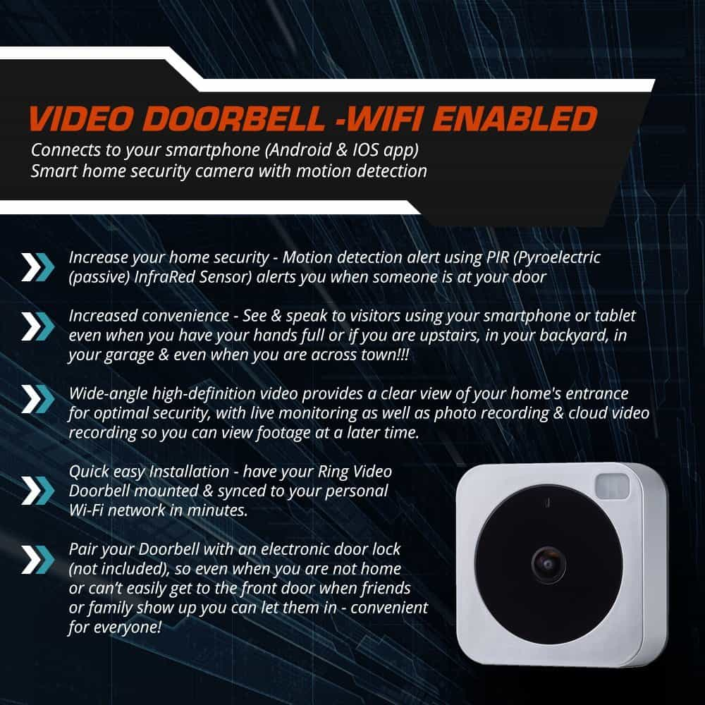 best door entryway monitoring cameras for 2017 home security list
