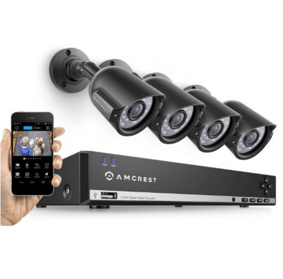 Best Security Dvr Kits For 2018 Home Security List