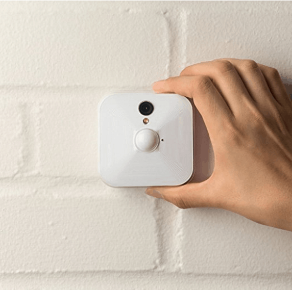 The Blink Home Security Camera System May Be More Ideal For Indoor Use But  It Can Be A Pretty Effective Door Monitoring Camera.