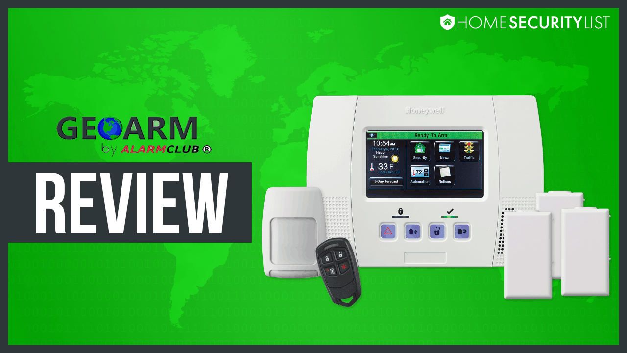Geoarm Security System Review Cost Effective Diy Solutions