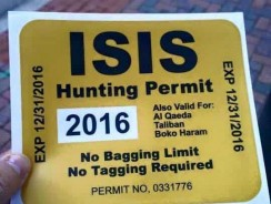 You'll Never Guess What This New Hunting Permit Is For…