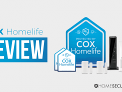 Cox HomeLife Home Security Review 2018