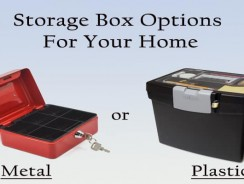 The Best Lockable Storage Box Options For Your Home