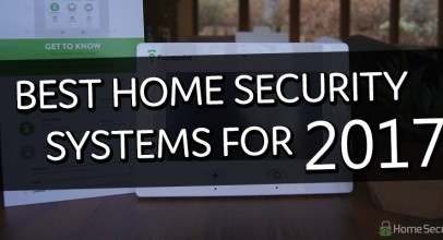 Best Home Security Systems (2017 Buyer's Guide)