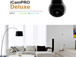 iCamPro Deluxe Review: Flawless Home Security Robot, Is It?