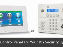 Qolsys IQ vs GE Simon XT – Which Control Panel For Your DIY Security System?