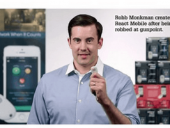 "Interview with Robb Monkman of React Mobile:  ""Transforming the Way People Call for Help"""