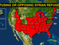 "How To Check If Your State Is Letting Syrian ""Refugees"" In"